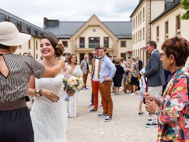 Le mariage de Pit et Charlotte à Arlon, Luxembourg 24