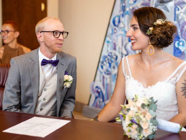 Le mariage de Pit et Charlotte à Arlon, Luxembourg 29
