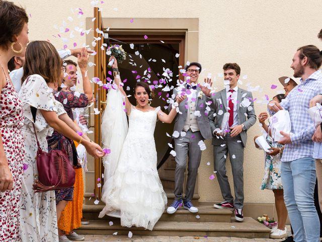 Le mariage de Pit et Charlotte à Arlon, Luxembourg 33