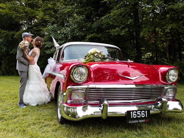 Le mariage de Pit et Charlotte à Arlon, Luxembourg 34