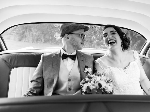 Le mariage de Pit et Charlotte à Arlon, Luxembourg 35