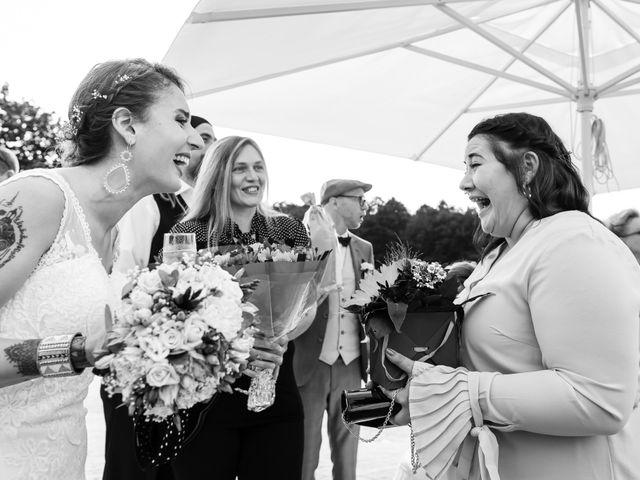 Le mariage de Pit et Charlotte à Arlon, Luxembourg 42