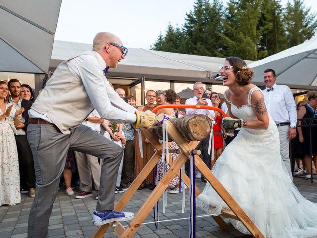 Le mariage de Pit et Charlotte à Arlon, Luxembourg 46