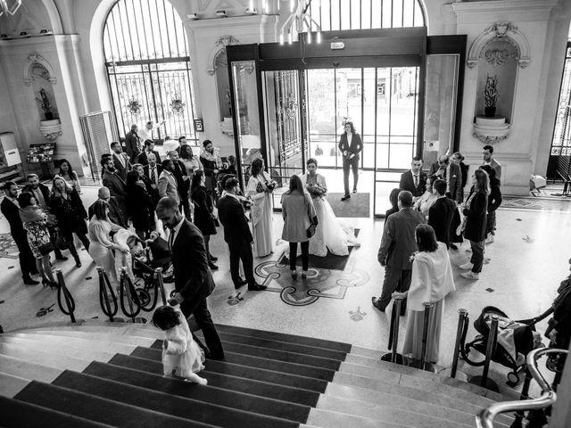 Le mariage de Axel et Stéphy à Asnières sur Seine, Hauts-de-Seine 8