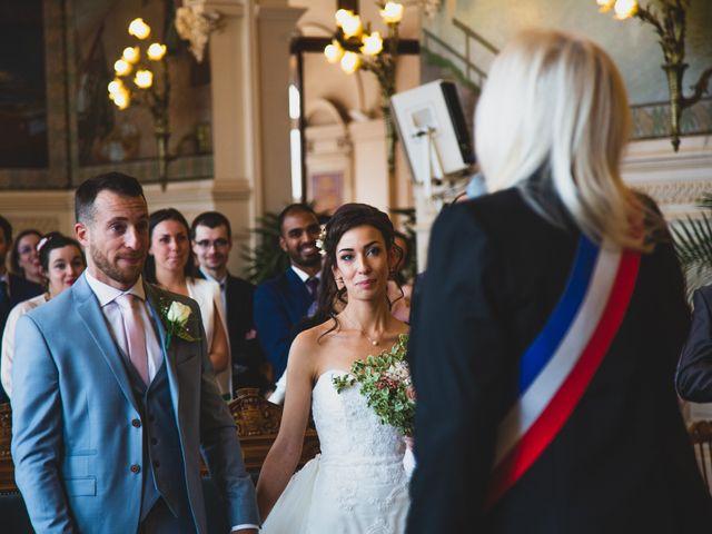 Le mariage de Axel et Stéphy à Asnières sur Seine, Hauts-de-Seine 11