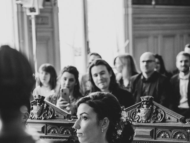 Le mariage de Axel et Stéphy à Asnières sur Seine, Hauts-de-Seine 13