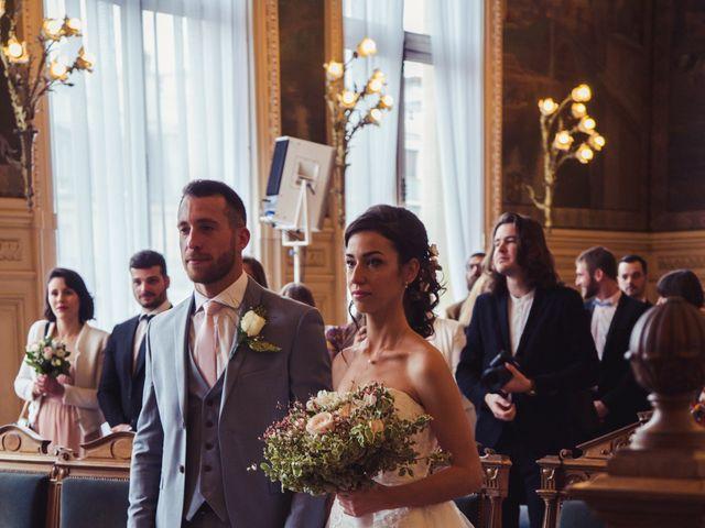 Le mariage de Axel et Stéphy à Asnières sur Seine, Hauts-de-Seine 15
