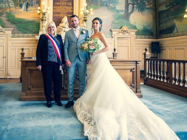 Le mariage de Axel et Stéphy à Asnières sur Seine, Hauts-de-Seine 22