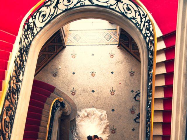 Le mariage de Axel et Stéphy à Asnières sur Seine, Hauts-de-Seine 23
