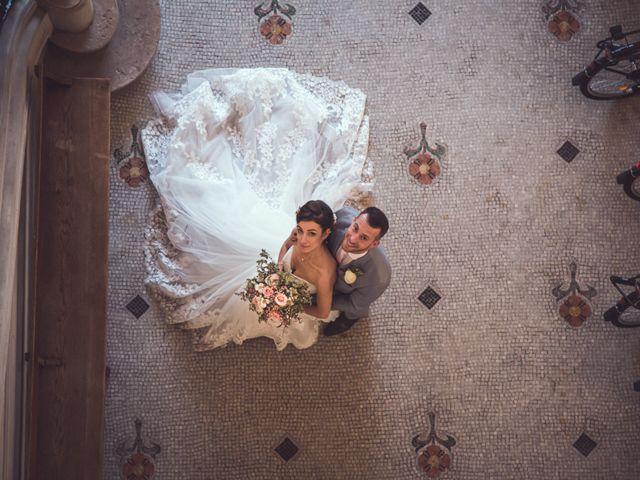Le mariage de Stéphy et Axel