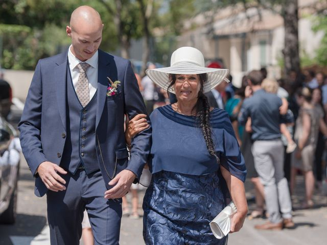 Le mariage de Clément et Coralie à Saint-Clément-de-Rivière, Hérault 61