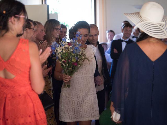 Le mariage de Clément et Coralie à Saint-Clément-de-Rivière, Hérault 62