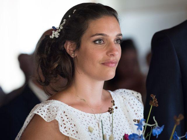 Le mariage de Clément et Coralie à Saint-Clément-de-Rivière, Hérault 76