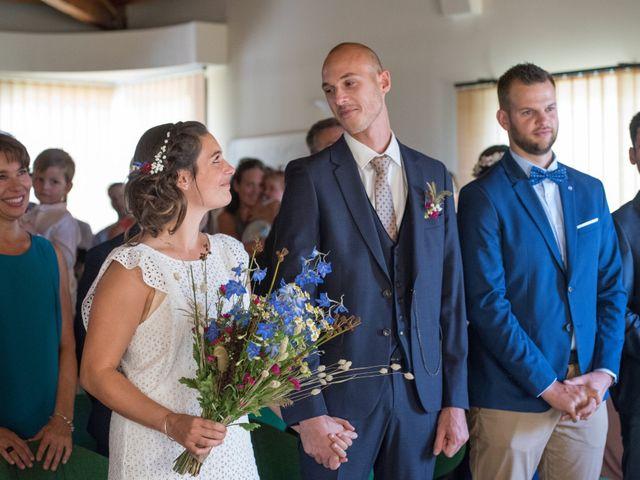 Le mariage de Clément et Coralie à Saint-Clément-de-Rivière, Hérault 80