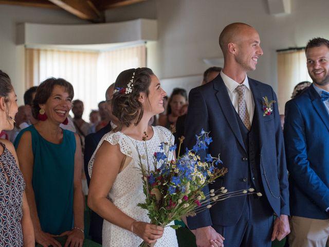Le mariage de Clément et Coralie à Saint-Clément-de-Rivière, Hérault 81