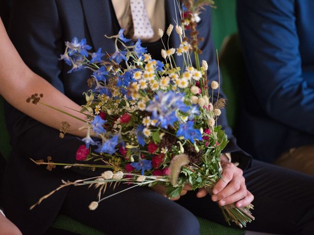Le mariage de Clément et Coralie à Saint-Clément-de-Rivière, Hérault 84
