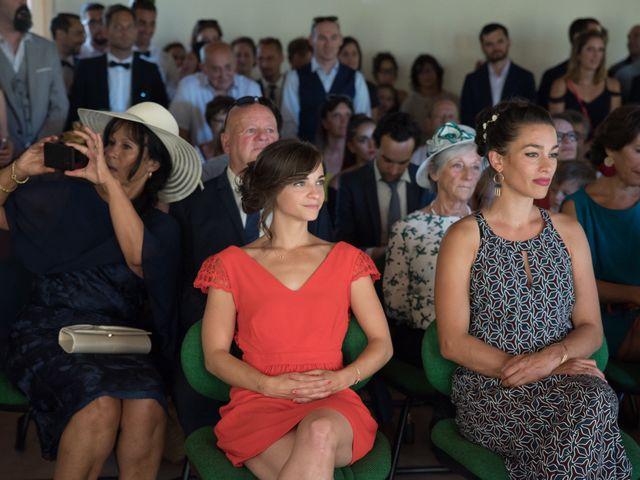 Le mariage de Clément et Coralie à Saint-Clément-de-Rivière, Hérault 87