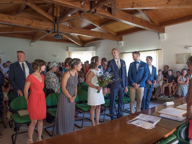 Le mariage de Clément et Coralie à Saint-Clément-de-Rivière, Hérault 94