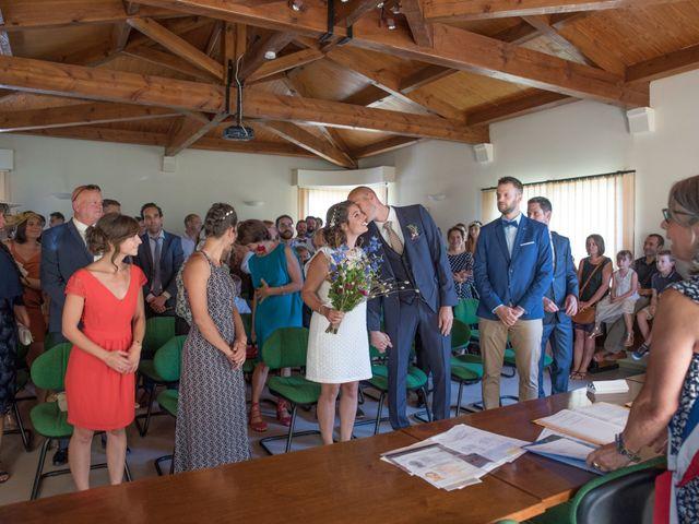 Le mariage de Clément et Coralie à Saint-Clément-de-Rivière, Hérault 95