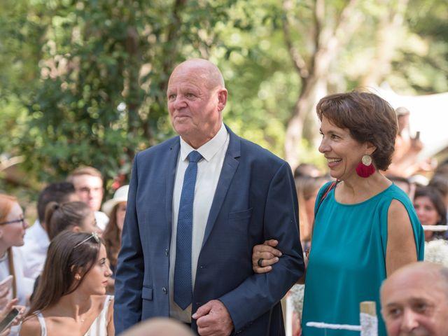 Le mariage de Clément et Coralie à Saint-Clément-de-Rivière, Hérault 107