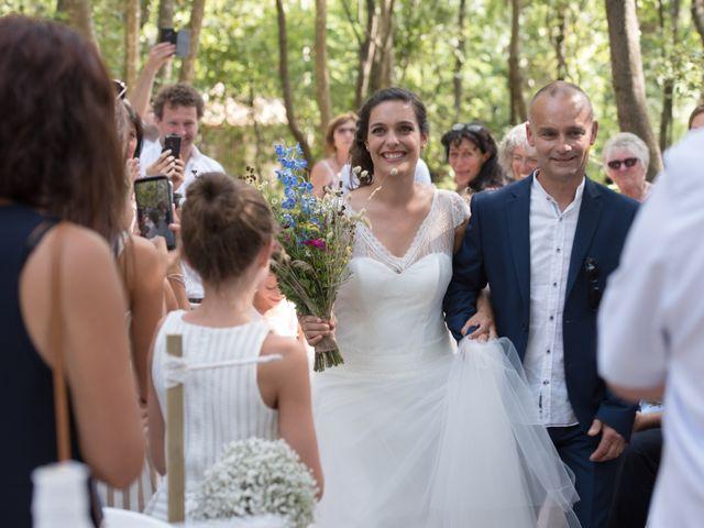 Le mariage de Clément et Coralie à Saint-Clément-de-Rivière, Hérault 111