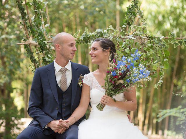 Le mariage de Clément et Coralie à Saint-Clément-de-Rivière, Hérault 122