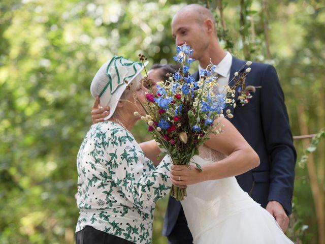 Le mariage de Clément et Coralie à Saint-Clément-de-Rivière, Hérault 123