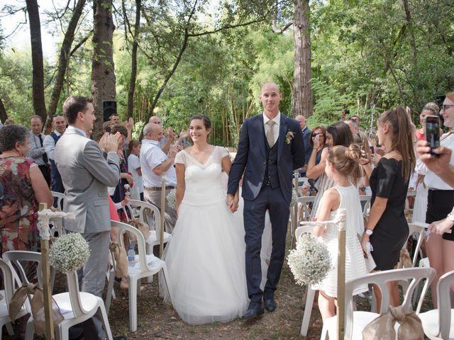 Le mariage de Clément et Coralie à Saint-Clément-de-Rivière, Hérault 148