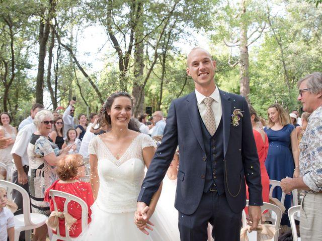 Le mariage de Clément et Coralie à Saint-Clément-de-Rivière, Hérault 150