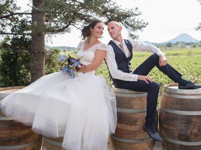Le mariage de Clément et Coralie à Saint-Clément-de-Rivière, Hérault 163