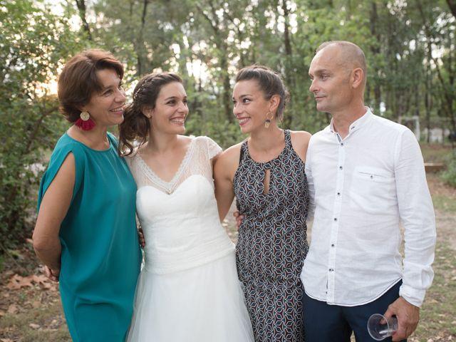 Le mariage de Clément et Coralie à Saint-Clément-de-Rivière, Hérault 178