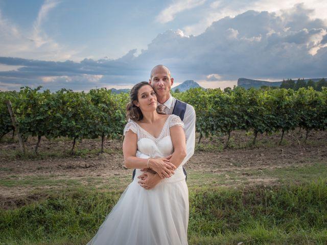 Le mariage de Clément et Coralie à Saint-Clément-de-Rivière, Hérault 180