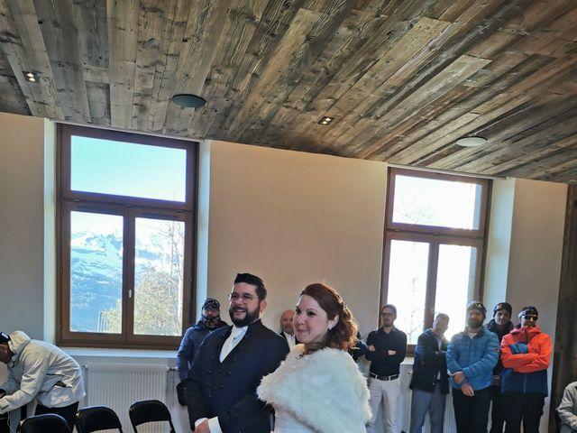 Le mariage de Benoit  et Elodie à Combloux, Haute-Savoie 2