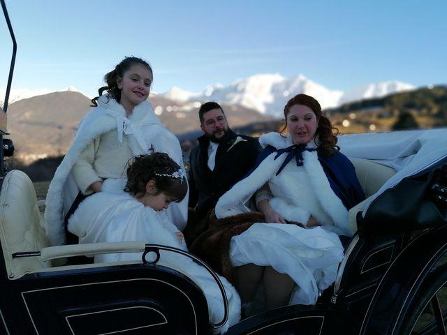 Le mariage de Benoit  et Elodie à Combloux, Haute-Savoie 3