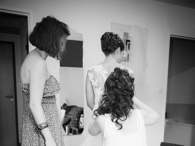 Le mariage de Aurélien et Lucie à Le Neubourg, Eure 5