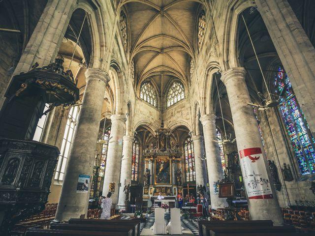 Le mariage de Aurélien et Lucie à Le Neubourg, Eure 20