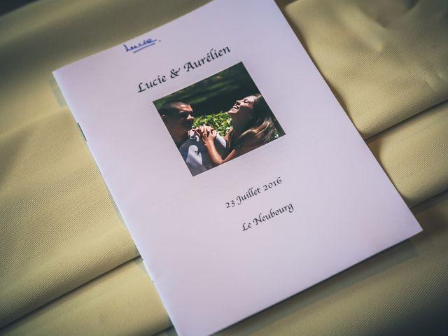 Le mariage de Aurélien et Lucie à Le Neubourg, Eure 22