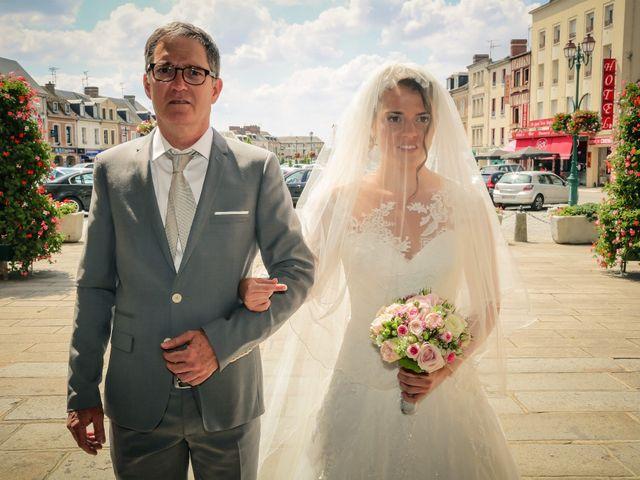Le mariage de Aurélien et Lucie à Le Neubourg, Eure 26
