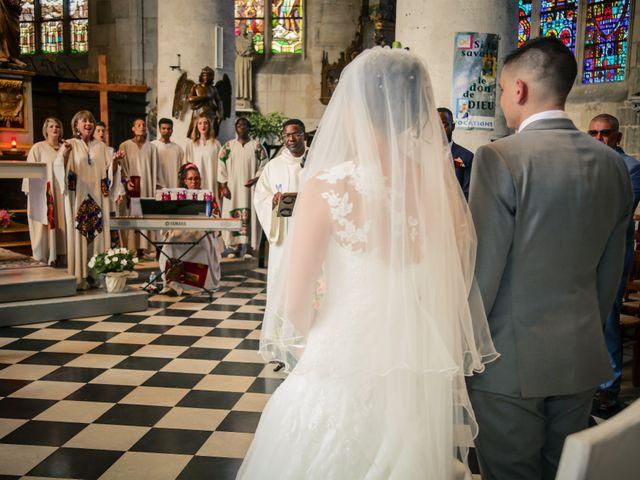Le mariage de Aurélien et Lucie à Le Neubourg, Eure 31