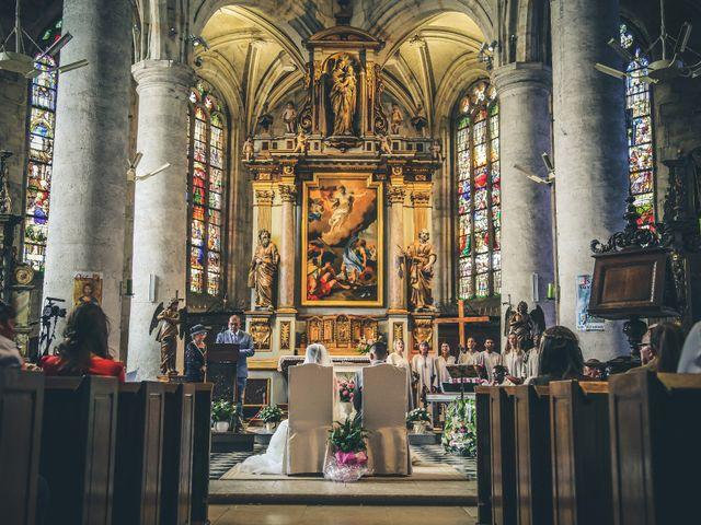 Le mariage de Aurélien et Lucie à Le Neubourg, Eure 37