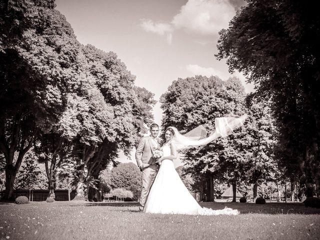 Le mariage de Aurélien et Lucie à Le Neubourg, Eure 59