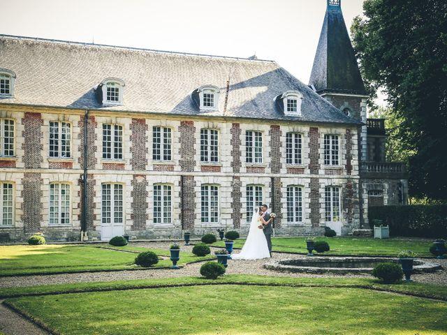 Le mariage de Aurélien et Lucie à Le Neubourg, Eure 61