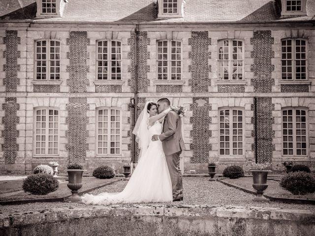 Le mariage de Aurélien et Lucie à Le Neubourg, Eure 62