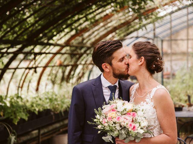 Le mariage de Sabrina et Kévin