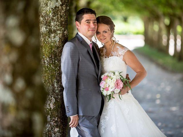 Le mariage de Claire et Adrien