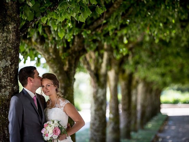 Le mariage de Adrien et Claire à Nevers, Nièvre 13