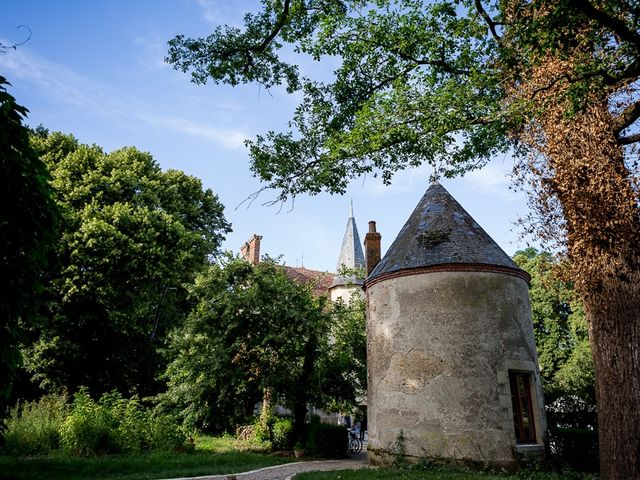Le mariage de Adrien et Claire à Nevers, Nièvre 20