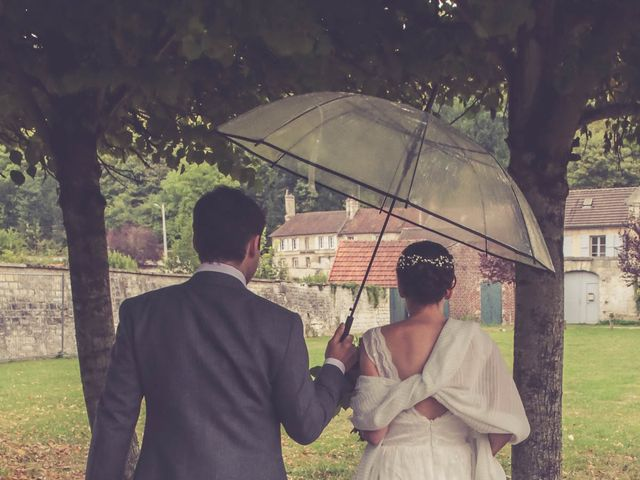 Le mariage de Nicolas et Angélique à Breuil-le-Vert, Oise 11