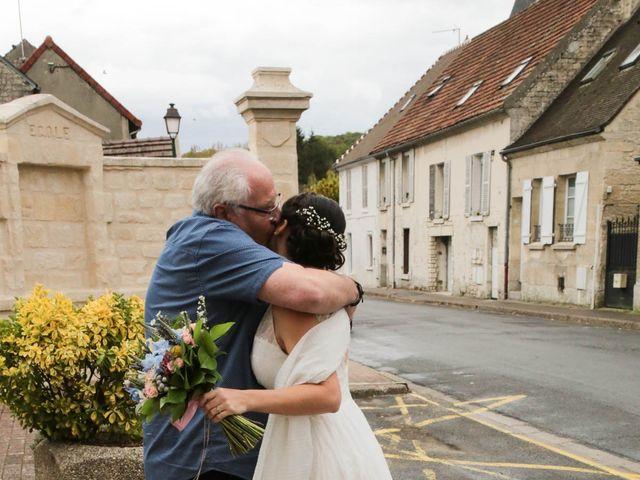 Le mariage de Nicolas et Angélique à Breuil-le-Vert, Oise 15