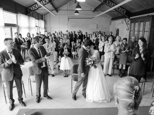 Le mariage de Nicolas et Angélique à Breuil-le-Vert, Oise 16